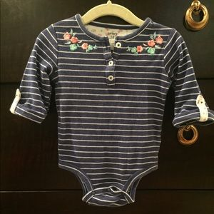 Adorable onesie from Carter's